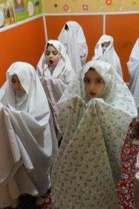 برگزاری نماز جماعت